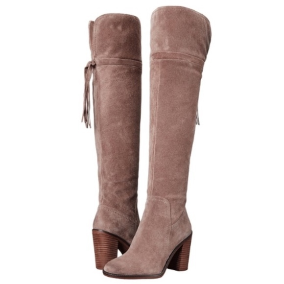 9a089b18abe Franco Sarto Ellyn Over-the-Knee Boot